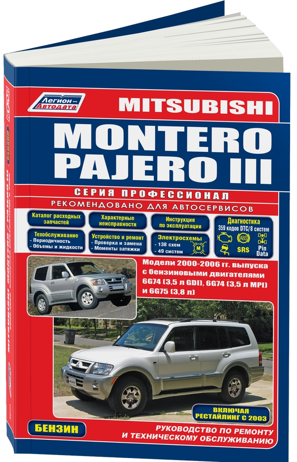 руководство mitsubishi montero
