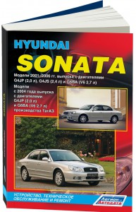 Руководство Hyundai Sonata