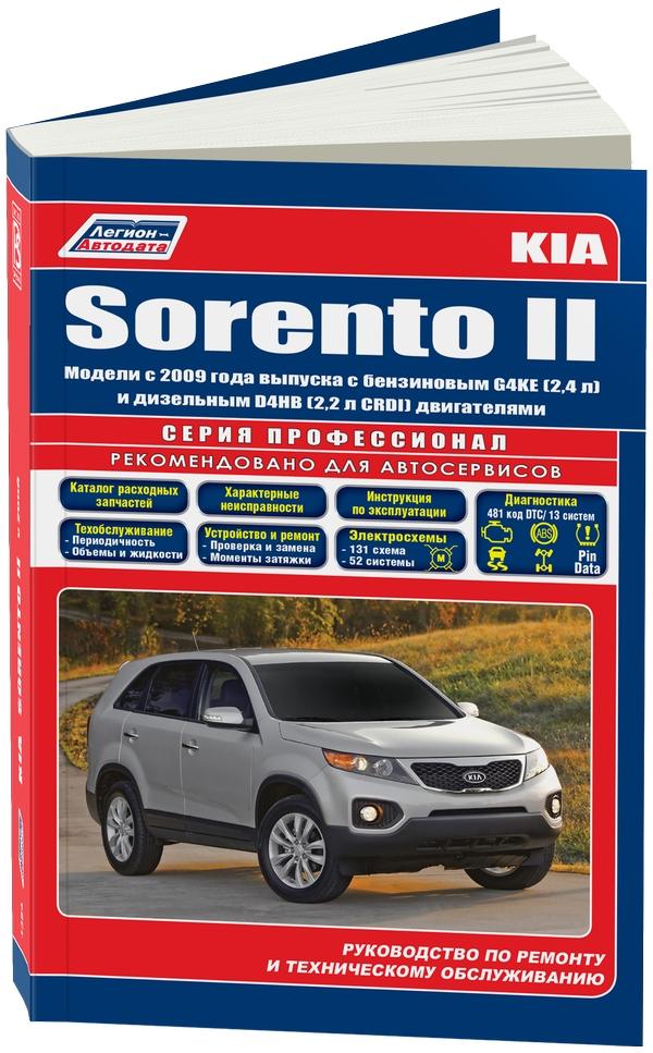 Руководство Kia Sorento II