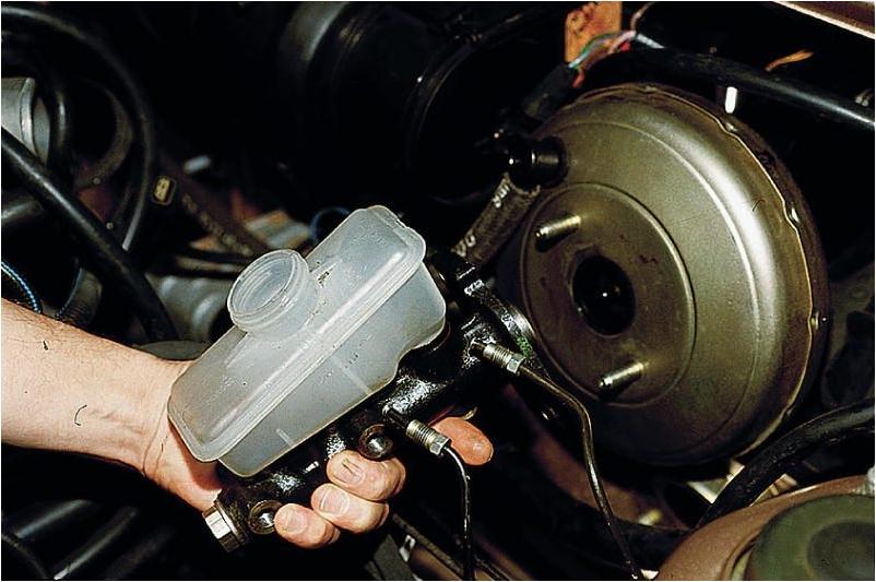 Устройство главного тормозного цилиндра ваз