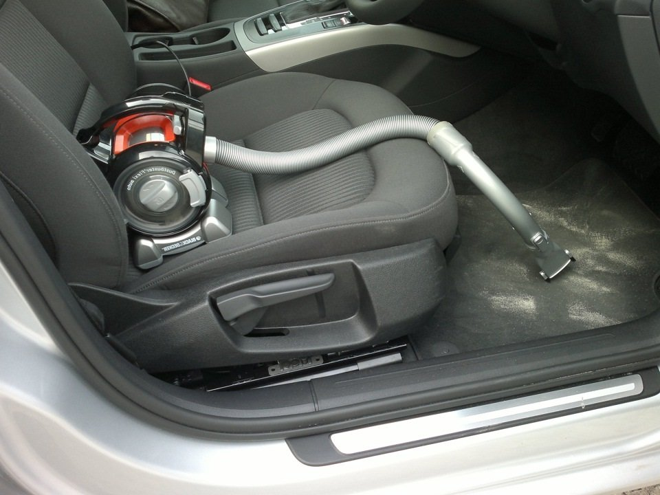 Чистка автомобиля своими руками