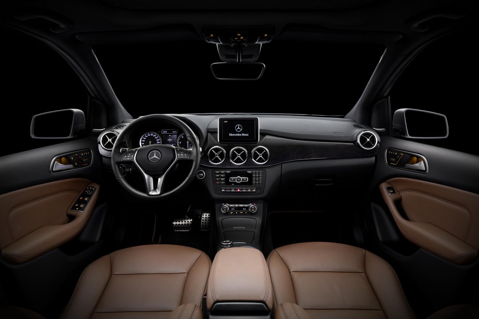 Хэтчбек Mercedes-Benz W246