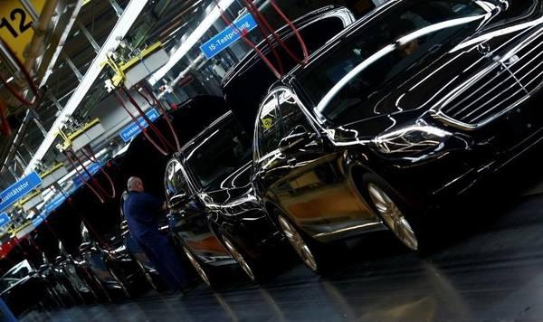 Uber закупит 100 тысяч седанов Mercedes-Benz S-Class