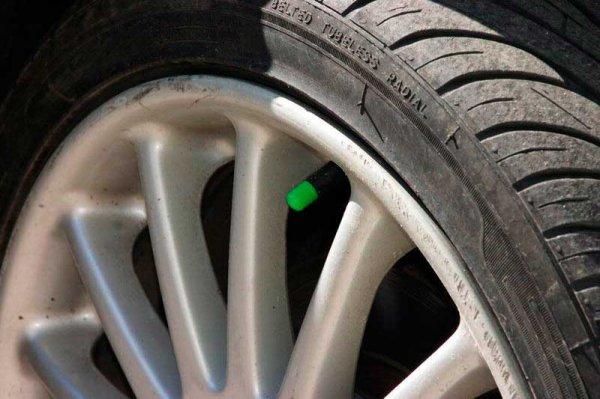 Стоил ли накачивать шины азотом