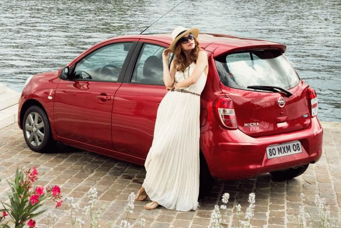 Городской автомобиль для девушки. Как правильно выбрать?