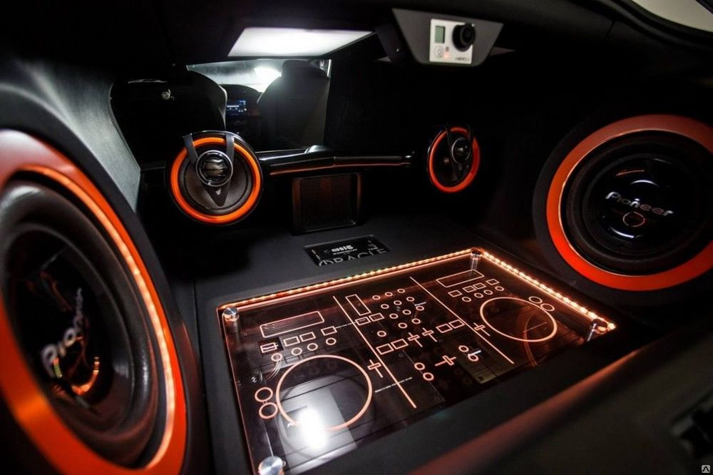 Как работает звуковая система в автомобиле