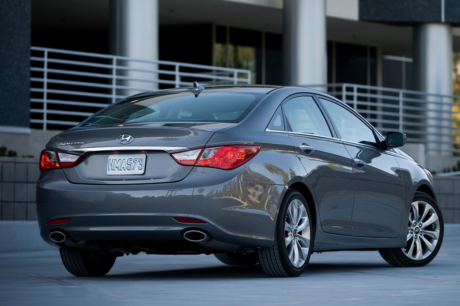 Обзор Hyundai Sonata SE и GLS