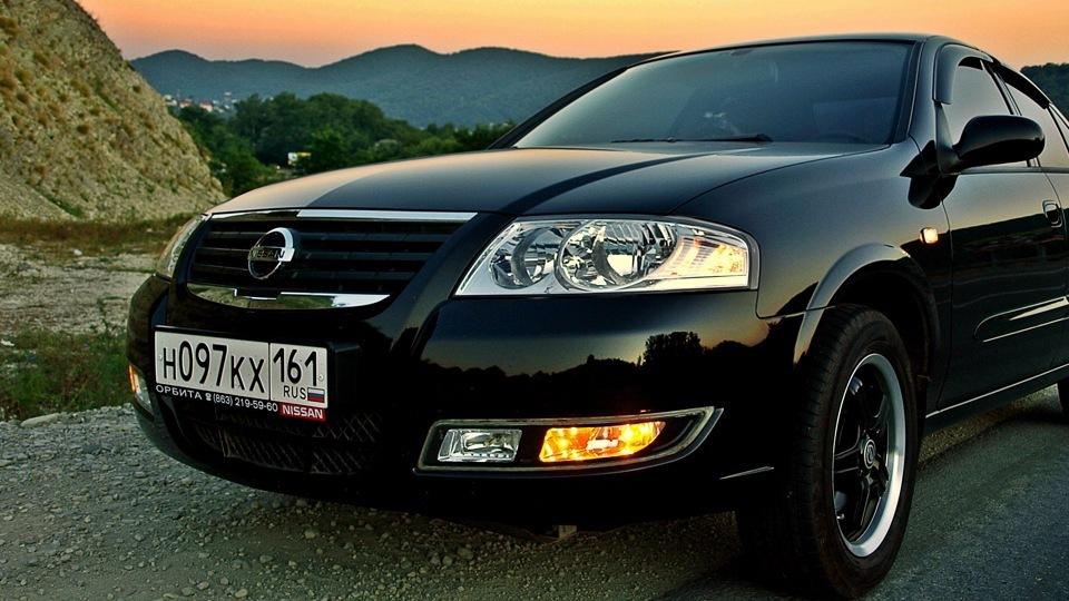 Обзор Nissan Almera classic