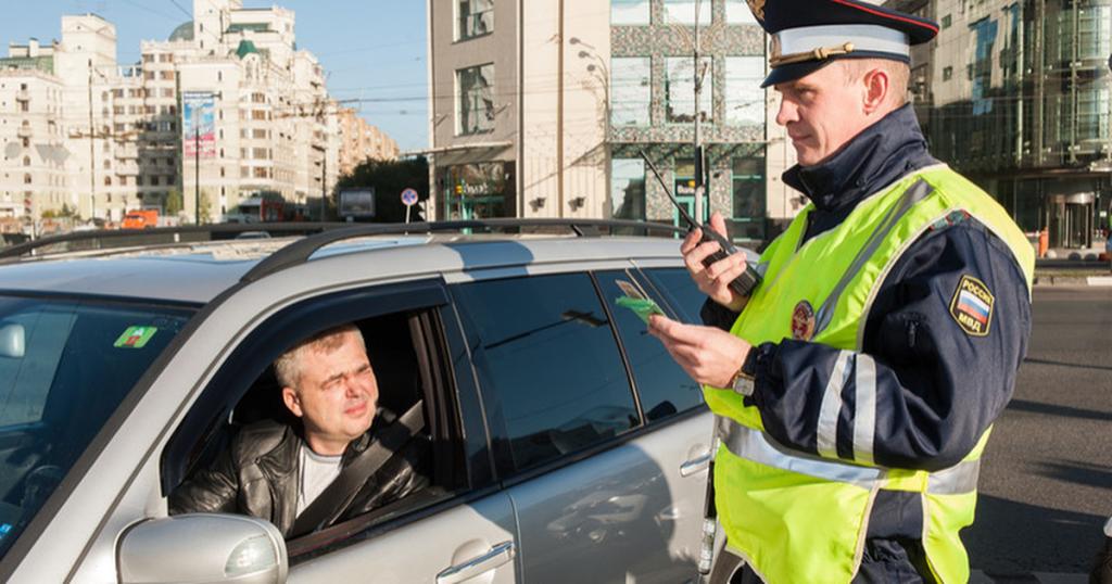 Действия водителя при остановке транспортного средства
