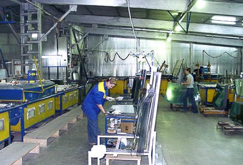 Производство автостекол