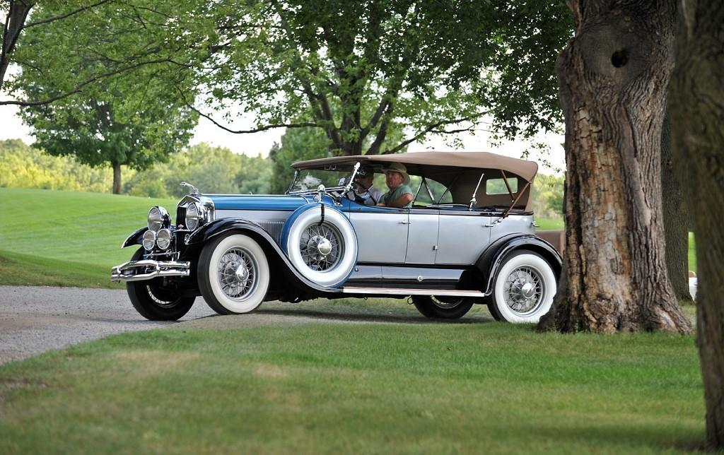 Lincoln Model L 1930 г.