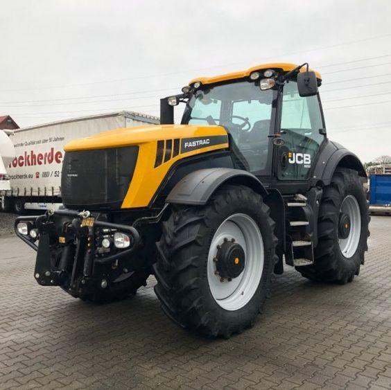 Трактор JCB Fastrac 8250
